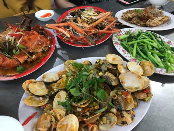 Hải Sản Bé Mặn - Quán Hải Sản Ngon Đà Nẵng