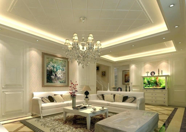Trần thạch cao - Sàn gỗ Thiên Thành Phát